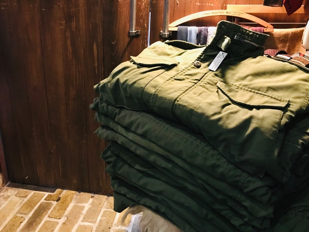 マグネッツ神戸店 M-65Field Jacket 2nd Model!_c0078587_14515660.jpg