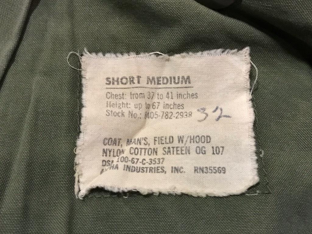 マグネッツ神戸店 M-65Field Jacket 2nd Model!_c0078587_15033548.jpg
