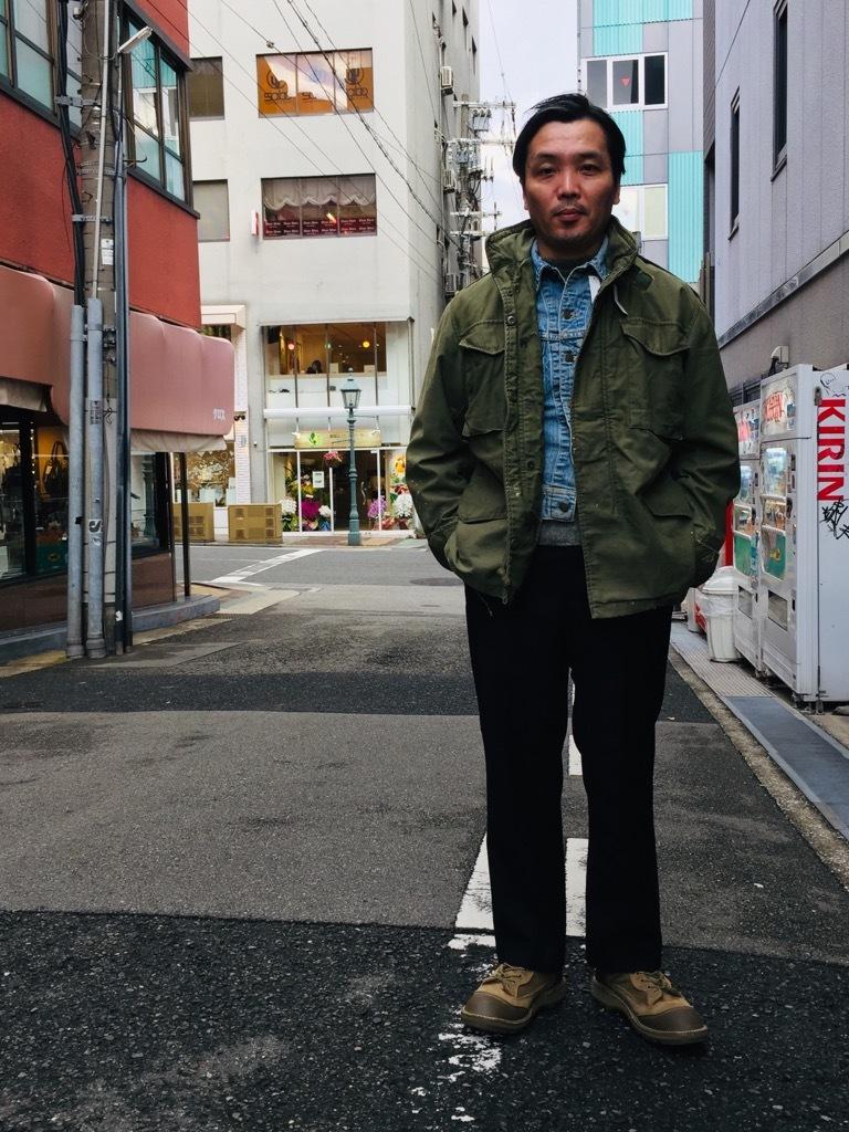 マグネッツ神戸店 M-65Field Jacket 2nd Model!_c0078587_15270637.jpg