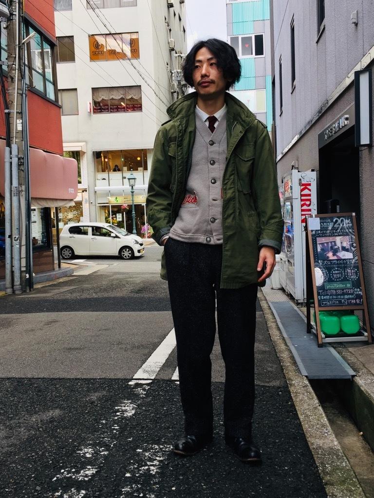 マグネッツ神戸店 M-65Field Jacket 2nd Model!_c0078587_15270690.jpg