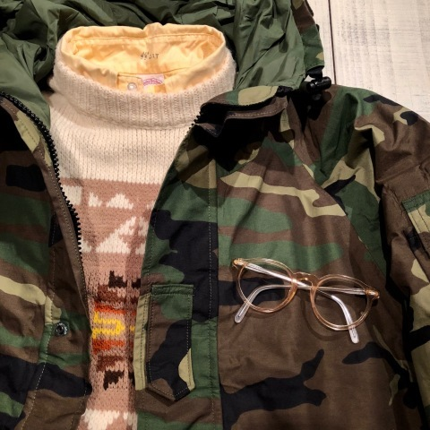 "2001 "" U.S ARMY \"" ECWCS - WOODLAND CAMO - GORE-TEX PARKA 2nd MODEL - mint condition - ._d0172088_22085161.jpg"