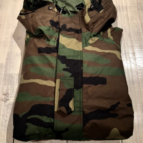 "2001 "" U.S ARMY \"" ECWCS - WOODLAND CAMO - GORE-TEX PARKA 2nd MODEL - mint condition - ._d0172088_22120548.jpg"