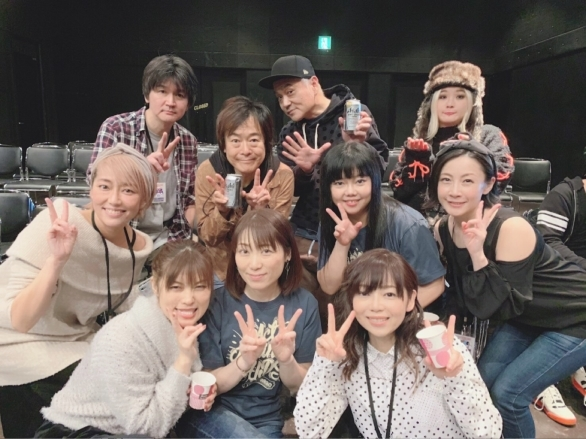 「アニソン AAA Vol.8 〜JAM Projectとゆかいな仲間たち〜 in Zepp Tokyo」_f0143188_18435187.jpg