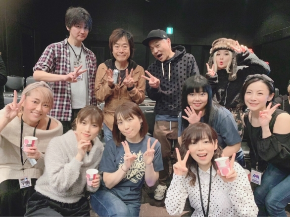 「アニソン AAA Vol.8 〜JAM Projectとゆかいな仲間たち〜 in Zepp Tokyo」_f0143188_18470320.jpg