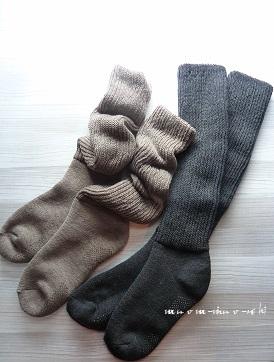 ほっこり、冬支度♪ ~ 衣類編 ~_f0368691_18090134.jpg