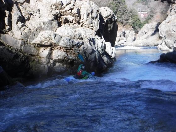 冬こそ渓流!桂川ツアー_b0225495_16055709.jpg