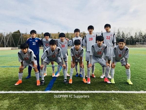 【U-14 CLUB YOURH 新人大会】vs エスペランサ December 1, 2019_c0365198_07390661.jpg