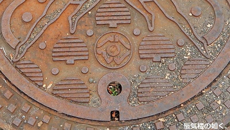 マンホールカード22枚目ゲット北広島市エルフィンパーク市民サービスコーナーで、北広島駅周辺のマンホール蓋も_e0304702_07475516.jpg
