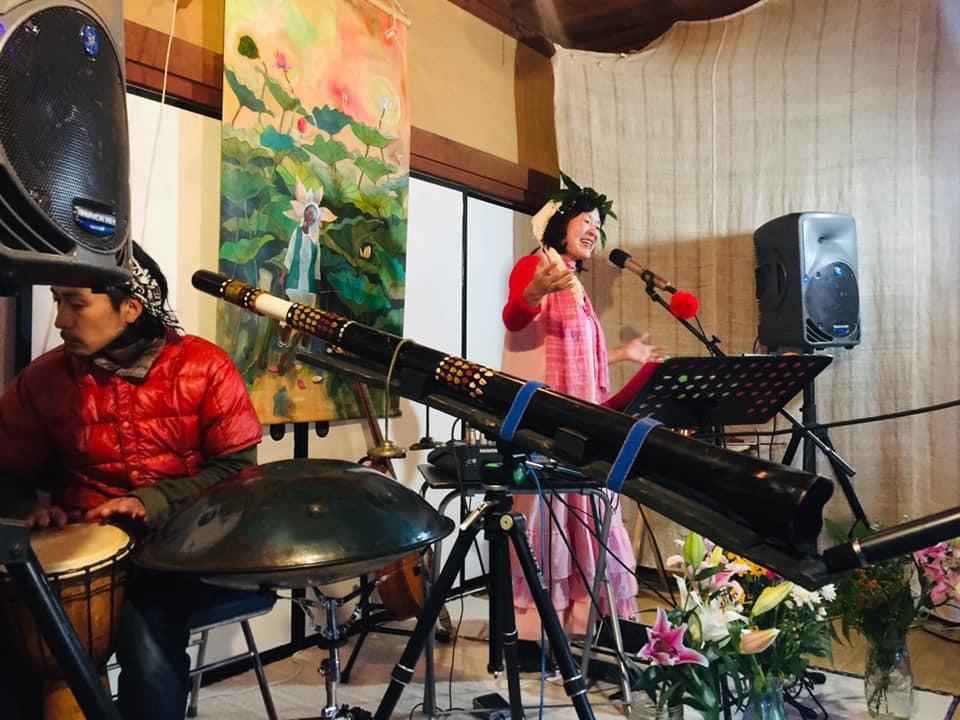 12月1日 オープンハウス 音楽と暮らしと家族(人生)を分かち合う時間_d0024504_23142984.jpg