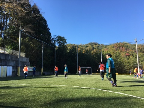 ゆるUNO 11/23(土) at UNOフットボールファーム_a0059812_12014632.jpg