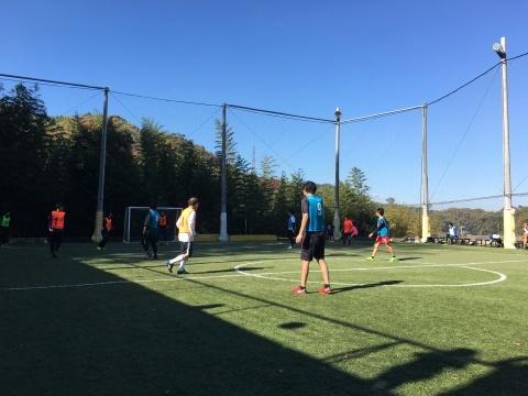 ゆるUNO 11/23(土) at UNOフットボールファーム_a0059812_12023214.jpg