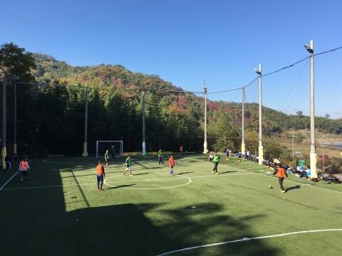 ゆるUNO 11/23(土) at UNOフットボールファーム_a0059812_12023889.jpg
