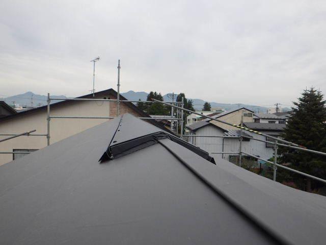 仙北町の家 大工工事が進行中です!_f0105112_05024874.jpg