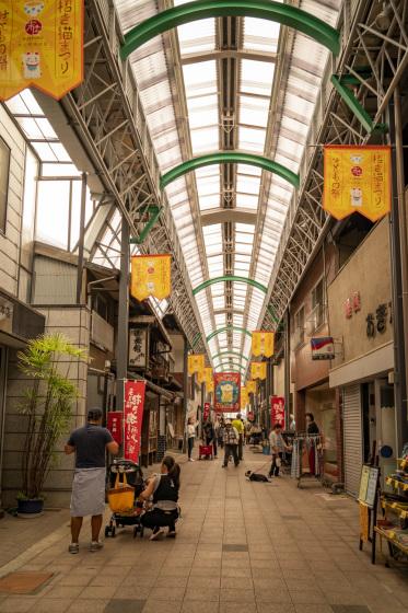 愛知県瀬戸市「末広商店街」_a0096313_16023189.jpg