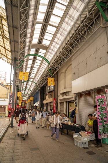 愛知県瀬戸市「末広商店街」_a0096313_16023269.jpg