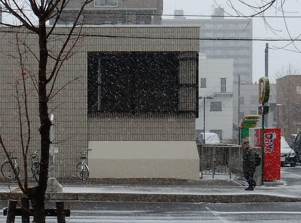 積雪をリセットして新たな降雪_c0025115_21380243.jpg