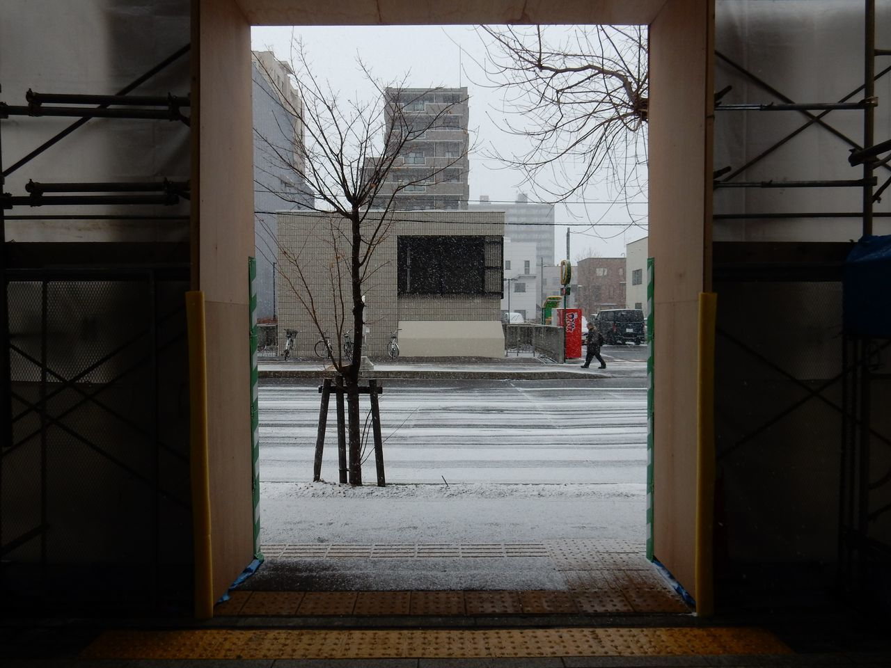 積雪をリセットして新たな降雪_c0025115_21380393.jpg