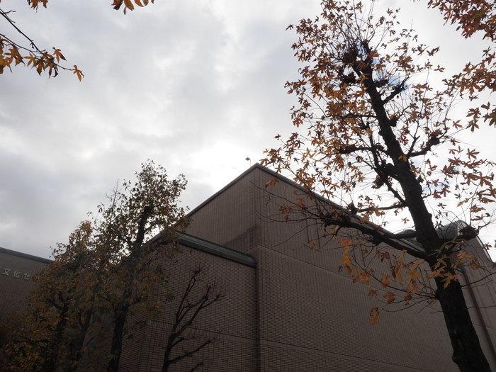 佐伯区民文化センター&五日市中央公園_c0116915_23411640.jpg