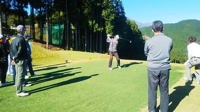 カワサキゴルフコンペ開催_d0108817_14275395.jpg