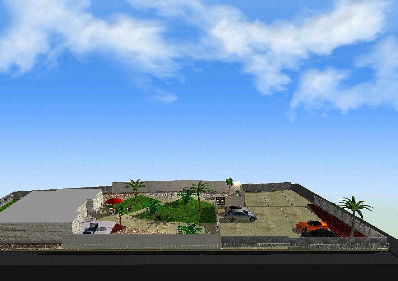 太田市でクローズド外構、エクステリア工事始まりました!_e0361918_15302937.jpg