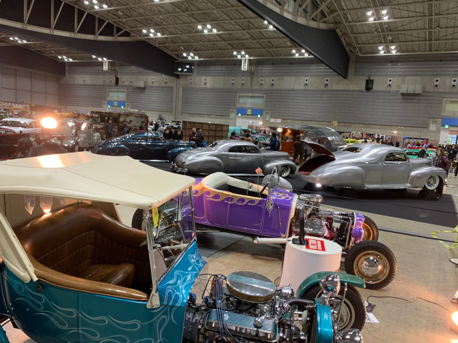 HOT ROD CUSTOM SHOW 2019 !!!!_b0160319_17410705.jpg