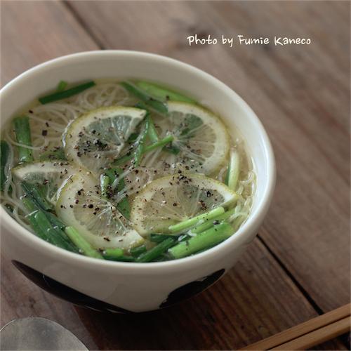 エスニック風温麺_f0235919_14582404.jpg