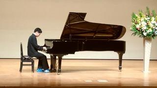 げんちゃんの4回目のピアノ発表会 _a0184225_11543068.jpg