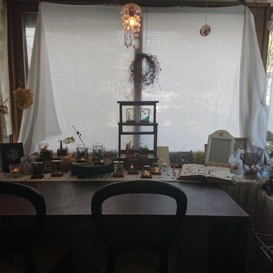 ふじわら工房さんの『 キオクノハコ 』展 始まりました。_e0189225_13002051.jpg