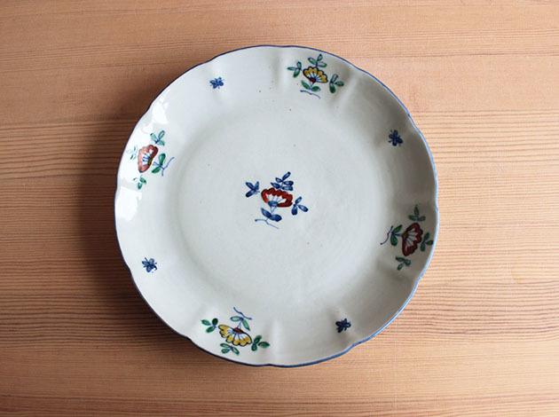 重田良古さんの新作のお皿が入荷しました。_a0026127_17152685.jpg