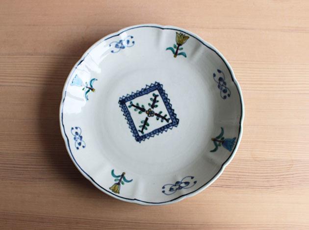 重田良古さんの新作のお皿が入荷しました。_a0026127_17153687.jpg