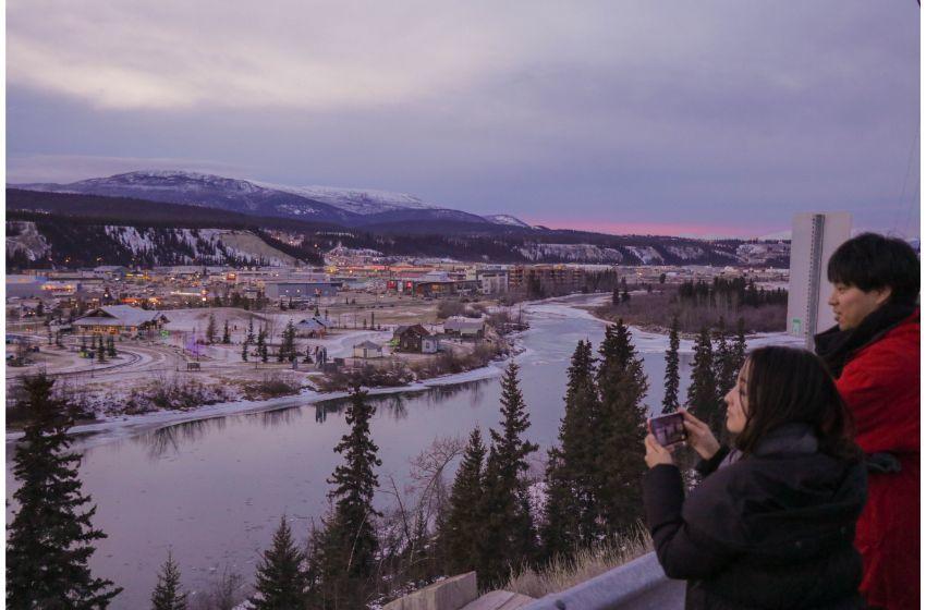 大自然の中にゴールドラッシュあり ディスカバー・ホワイトホース極北体感!_d0112928_09430814.jpg