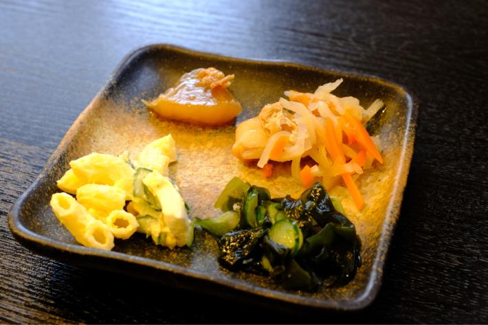「島根・浜田 まる姫食堂 まる姫ポークのカツ煮定食」_a0000029_17525012.jpg