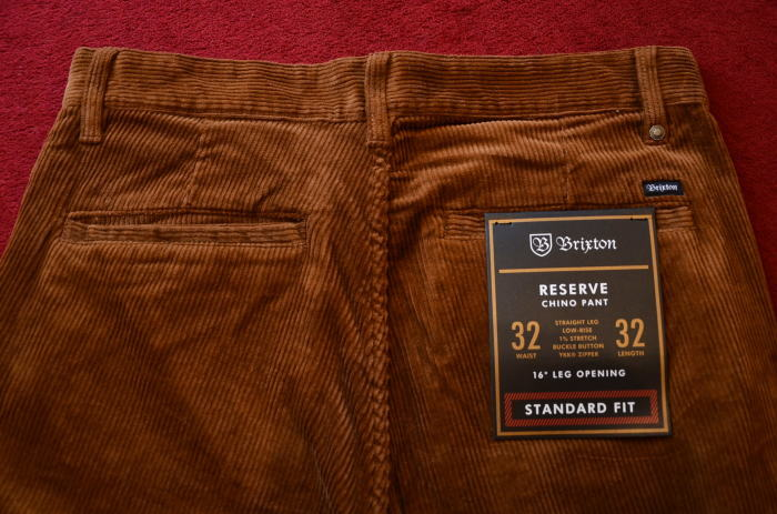 "\""BRIXTON\""<<RESERVE CHINO LTD PANT>>new in!!!!!_c0167336_15113706.jpg"