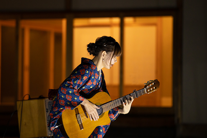 東山動植物園 紅葉ライトアップ2019~演奏編~_f0373339_10542301.jpg