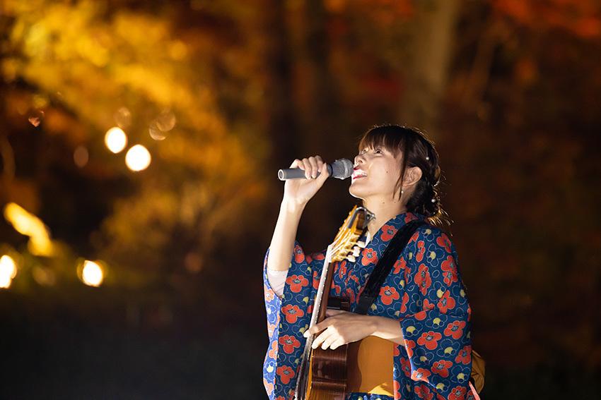 東山動植物園 紅葉ライトアップ2019~演奏編~_f0373339_10542344.jpg