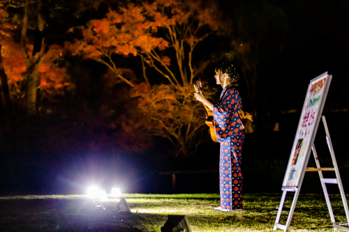 東山動植物園 紅葉ライトアップ2019~演奏編~_f0373339_11042621.jpg