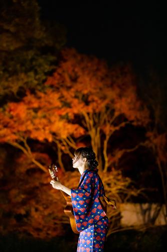 東山動植物園 紅葉ライトアップ2019~演奏編~_f0373339_11043493.jpg