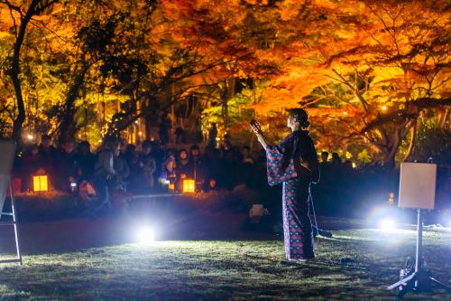 東山動植物園 紅葉ライトアップ2019~演奏編~_f0373339_11044761.jpg