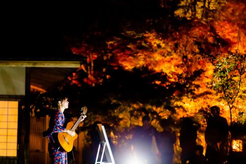 東山動植物園 紅葉ライトアップ2019~演奏編~_f0373339_11062791.jpg
