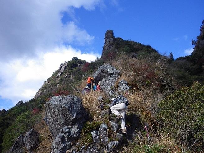 国東の山・・津波戸山へ_e0164643_14233841.jpg