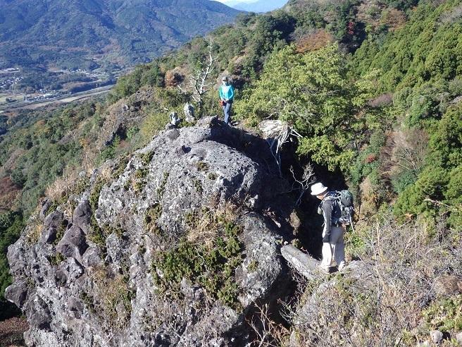 国東の山・・津波戸山へ_e0164643_14240457.jpg