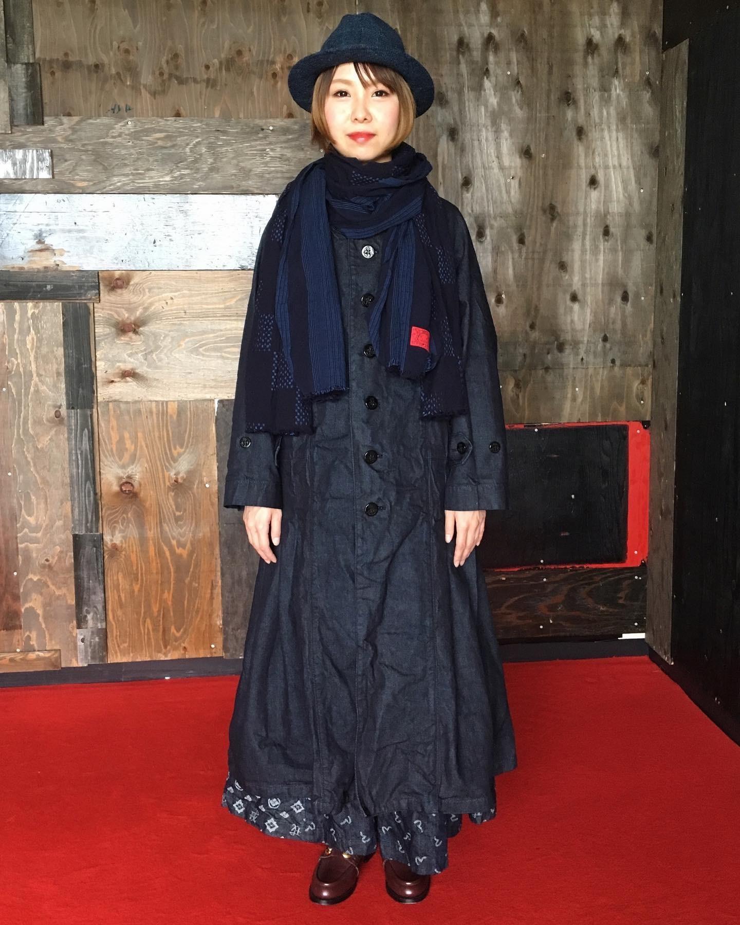 EVISU WOMAN AIKO.M  最近の作品_a0154045_05064886.jpeg