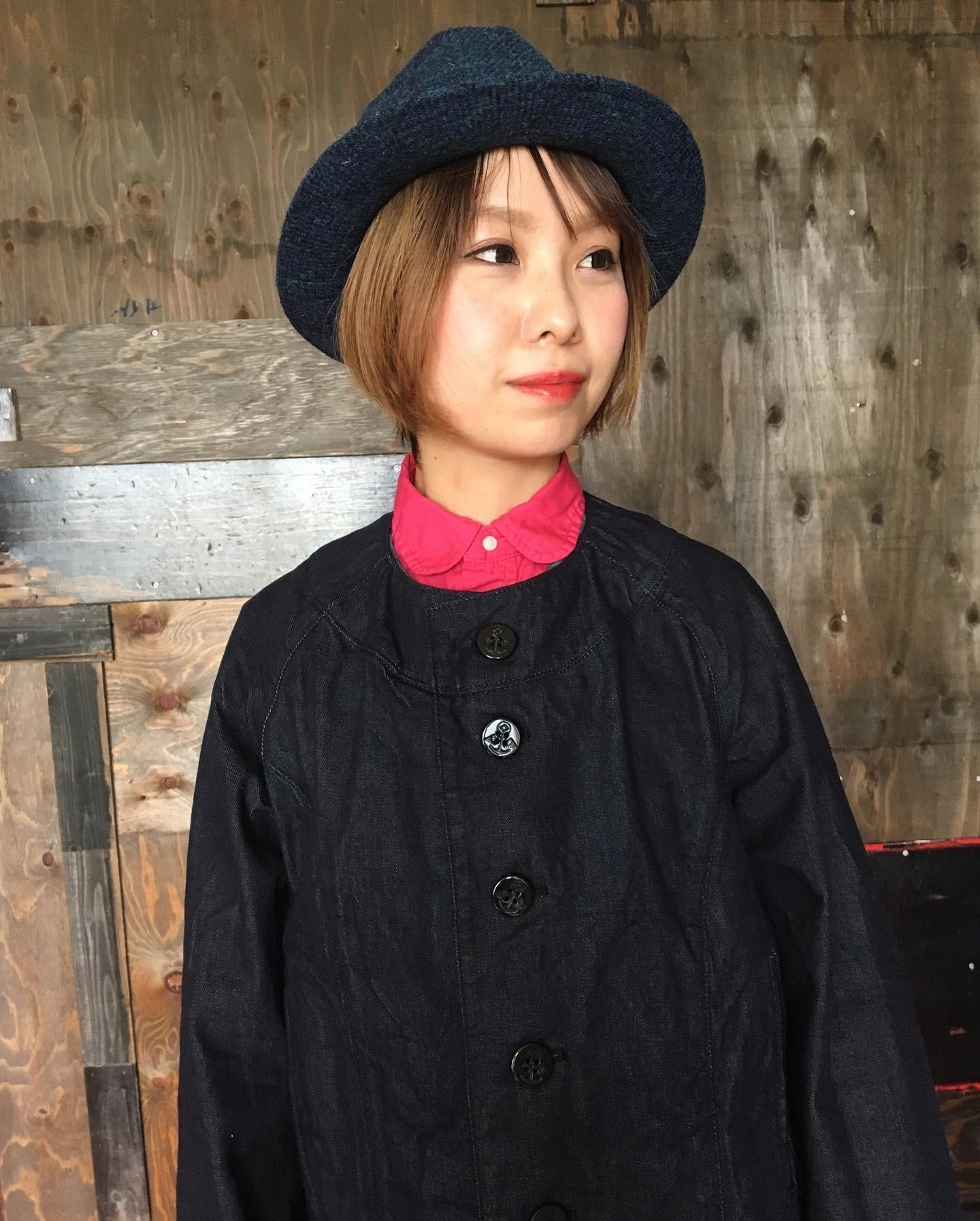 EVISU WOMAN AIKO.M  最近の作品_a0154045_05080768.jpeg