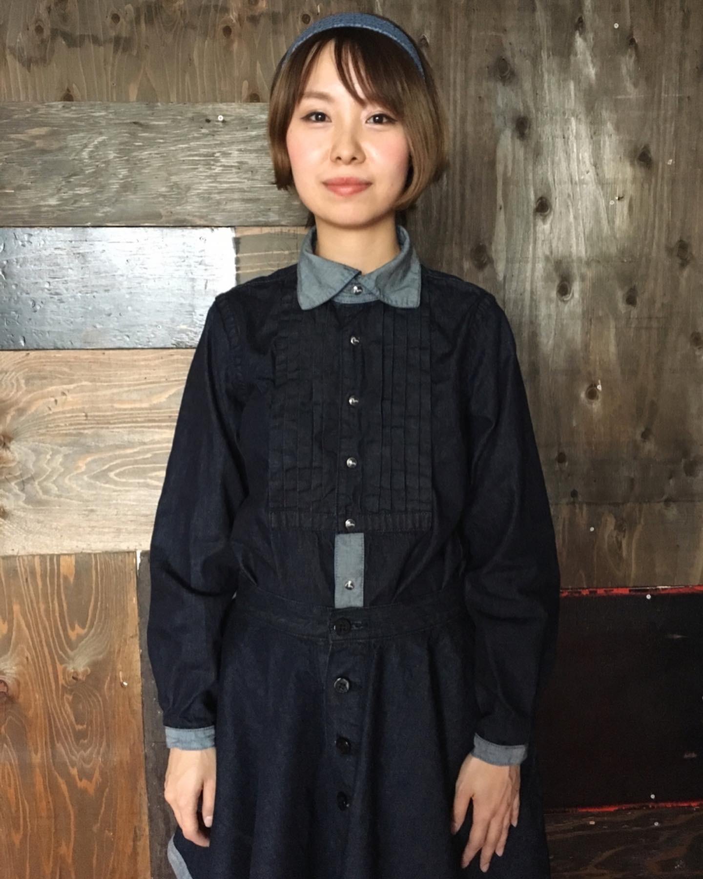 EVISU WOMAN AIKO.M  最近の作品_a0154045_05210300.jpeg