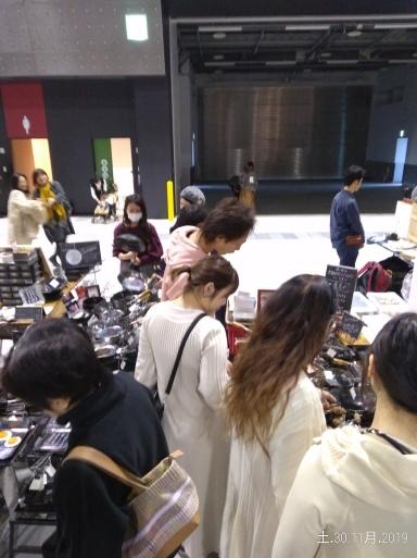 名古屋クリエーターズマーケット_e0292359_18362665.jpg