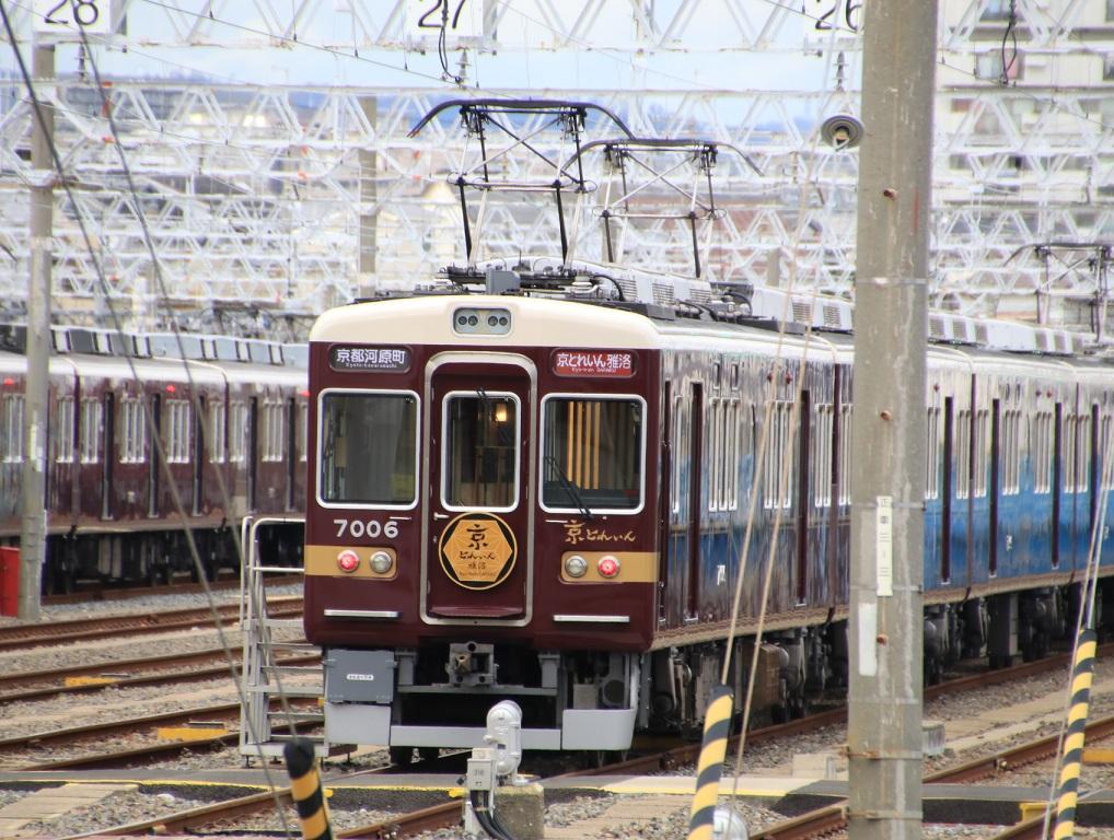 阪急7000系 7006F 雅洛_d0202264_16333740.jpg