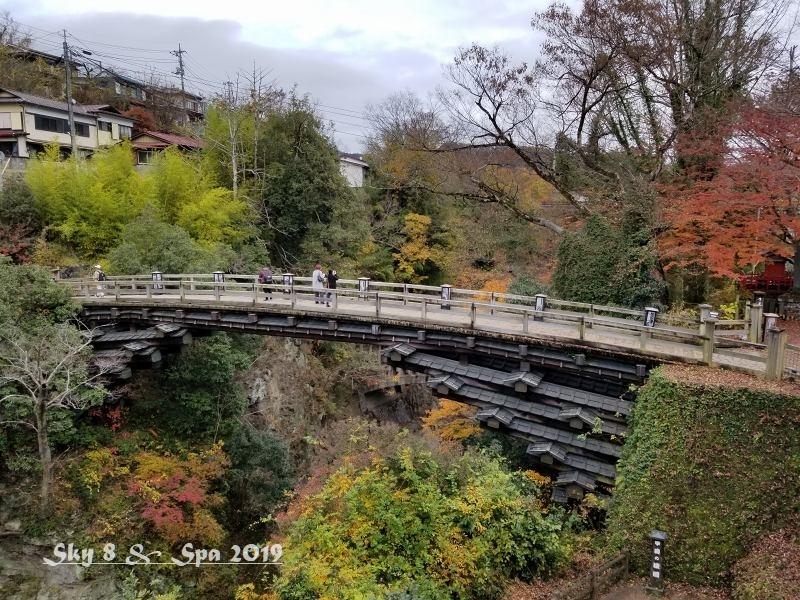 ◆ ギネス認定・世界最古の宿へ、その9 日本三奇橋「猿橋」へ(2019年11月)_d0316868_22054389.jpg