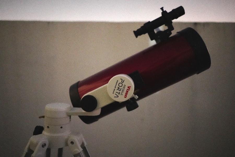 旅行用望遠鏡を考える(4)モバイルポルタその1 SE-AT100nを載せる_a0095470_23455873.jpg