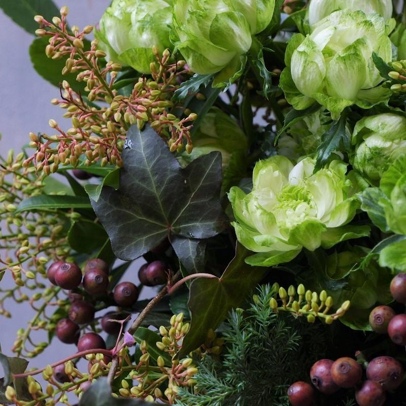 オークリーフ(エルソルさんオープンの花)_f0049672_19361231.jpg