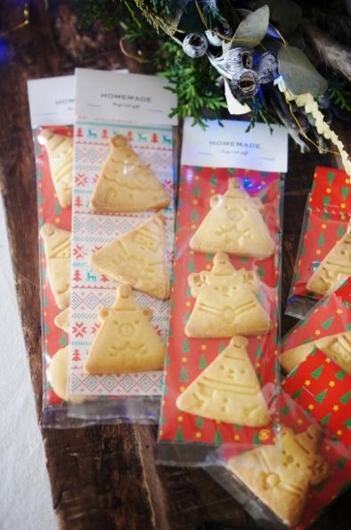 さんかくクリスマスクッキー_f0314272_21142283.jpg